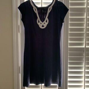 Navy Brewster Dress•